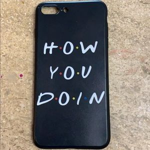 IPhone 7 Plus phone case. Never used!